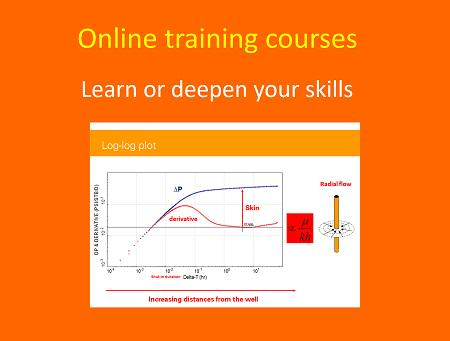oil and gas well testing courses, elearning